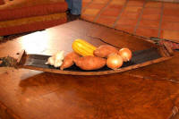 Wine Barrel Accessories - Hors D' Oeuvres Tray