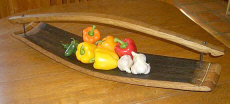 Wine Barrel Accessories - Vegetable Basket