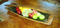 Wine Barrel Accessories - Fruit Bowl