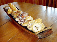 Wine Barrel Accessories - Pastry Bowl