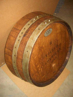 Wine Barrel Accessories - Quarter Barrel