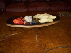 Wine Barrel Accessories - Wine Barrel Accessories - Wine barrel bread bowl